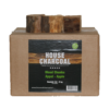 37192 – Rookhout Appel Chunks 4,5-5 kg House of Charcoal RBG